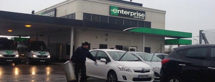 Enterprise Rent-A-Car is one of Tatiana : понравившиеся места.