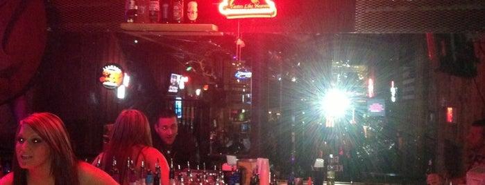 BuckWild Saloon is one of my check ins.