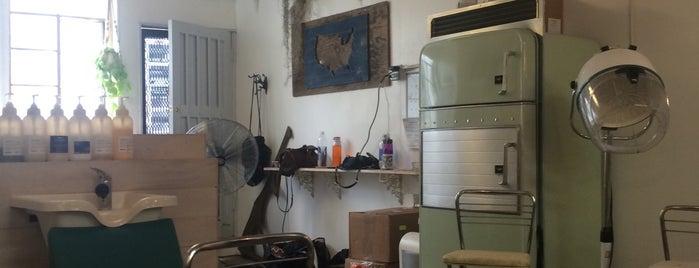 salvage salon is one of ESSDEE x SPOTS.