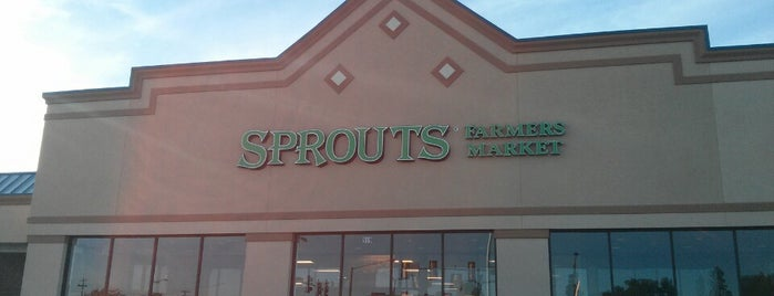 Sprouts Farmers Market is one of Regular spots.