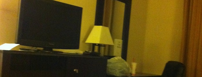 Holiday Inn Express Wilkes-Barre/Scranton(Airport) is one of Gavin : понравившиеся места.