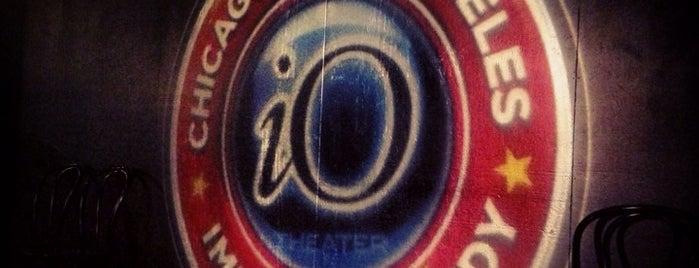 iO Chicago is one of Ohio House Motel.
