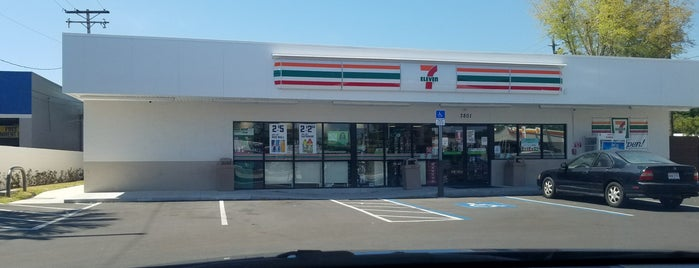 7-Eleven is one of Orte, die Jose gefallen.