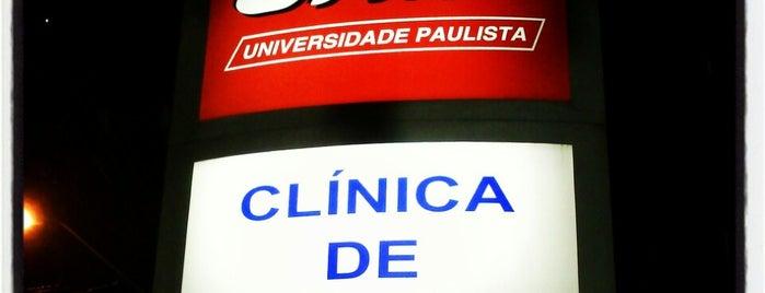 Clinica de Psicologia Aplicada Unip is one of Posti che sono piaciuti a Ana Finoti.