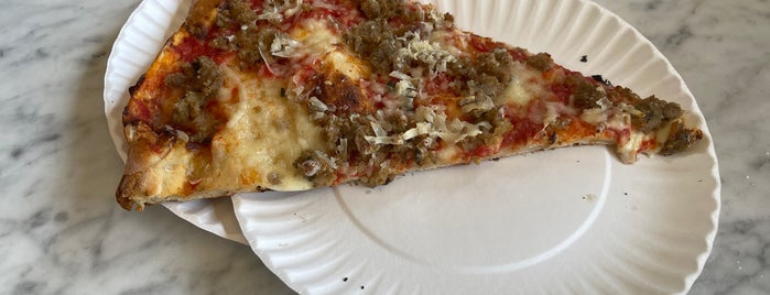 Artichoke Basille's Pizza is one of New York Pizza vol2.