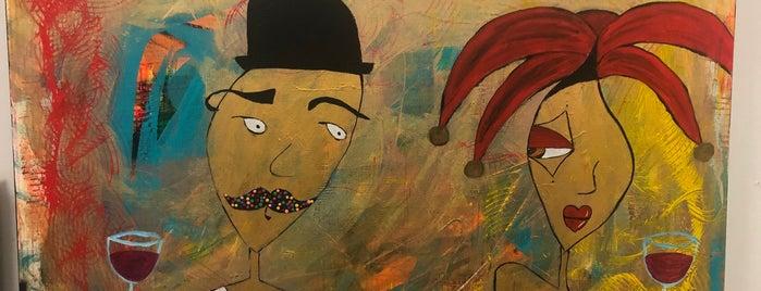 Elder Street Artist Lofts is one of artCrawlHouston.