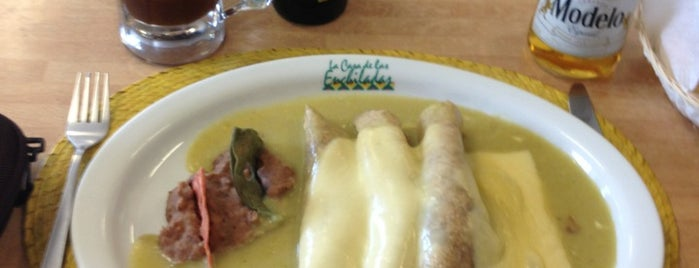 La Casa de las Enchiladas is one of ¡Buenos días!.