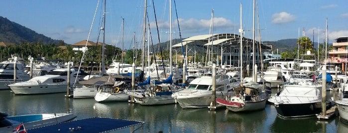 Royal Phuket Marina is one of VACAY-PHUKET.