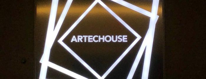 ARTECHOUSE is one of Washington D.C..