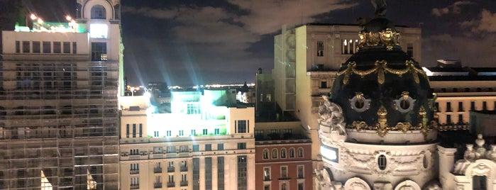 La Terraza - Hotel The Principal is one of Madrid.