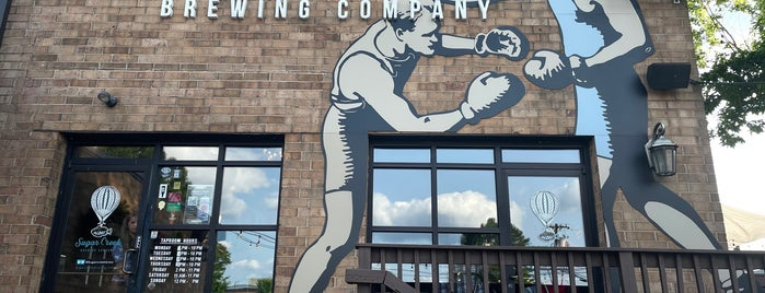 Sugar Creek Brewing Company is one of Breweries Visited.