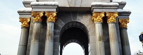 Монумент Незалежності is one of Illiaさんのお気に入りスポット.
