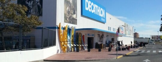 Decathlon Alicante is one of Orte, die Jose gefallen.