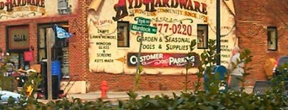 Ayd Hardware is one of City Paper's :Goods & Services: Readers Poll '11.