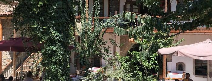 Kocabaş Konağı  (Maraş Kültür Evi) is one of Ibrahim 님이 저장한 장소.