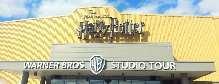 Warner Bros. Studio Tour London - The Making of Harry Potter is one of United Kingdom.