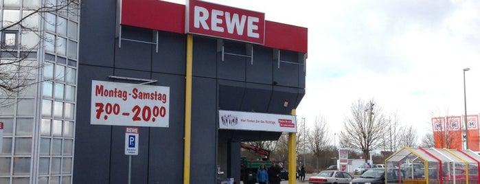 REWE is one of fritz-kola Tankstellen <3.