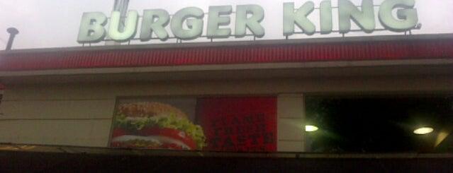 Burger King is one of Santiago : понравившиеся места.