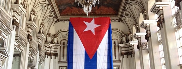 Museo Nacional de Bellas Artes is one of Cuba.
