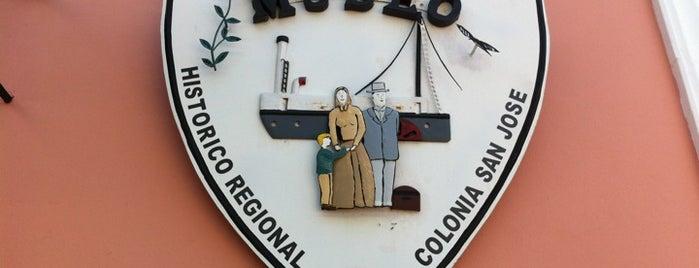 Museo Histórico Regional de la Colonia San José is one of Colón y alrededores.