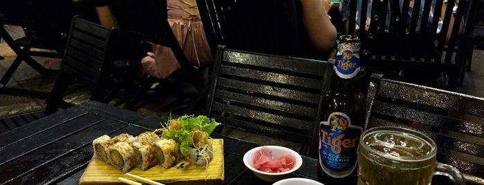 Sushi Ko is one of Blair : понравившиеся места.