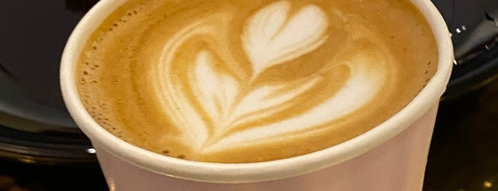 eLate Coffee is one of Hussein 님이 좋아한 장소.