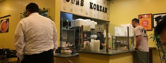 Jun's Korean Restaurant is one of NV.