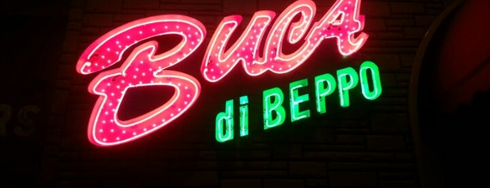 Buca di Beppo is one of Esteban 님이 좋아한 장소.