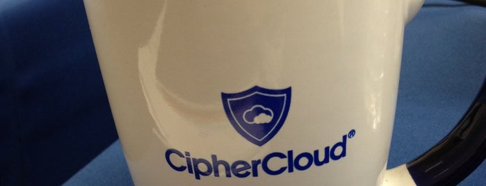 Ciphercloud is one of +work.