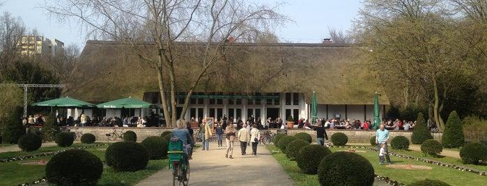Teehaus im Englischen Garten is one of Outdoor locations to chill or eat/drink.