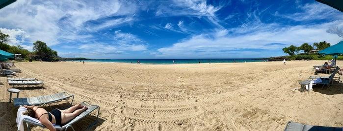 Hāpuna Beach State Recreation Area is one of Big island.