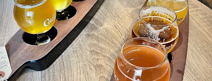 Cold Harbor Brewery is one of New England Breweries.