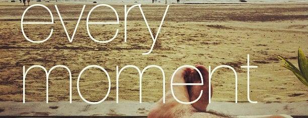 The Beach @ The Dewa is one of Riccardo'nun Beğendiği Mekanlar.