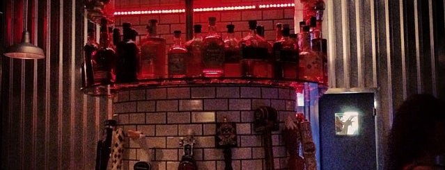 Beast of Bourbon is one of NYC // Places to Drink.