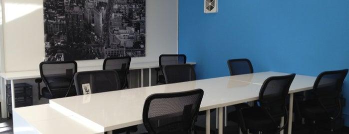 Entrepreneurs Roundtable Accelerator (ERA) is one of NYC.