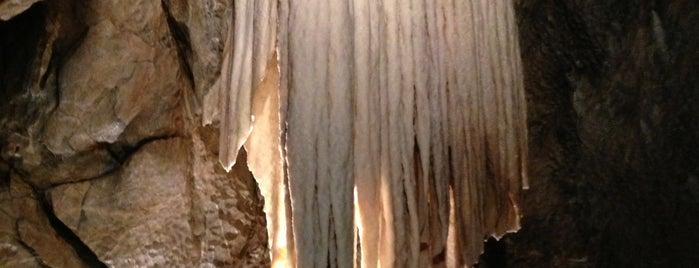 Punkevní jeskyně is one of Posti salvati di Maxo.