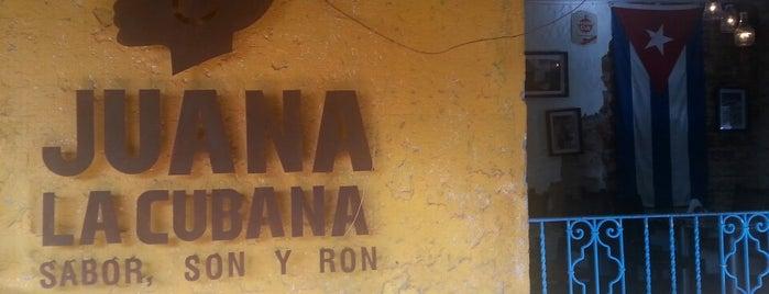 Juana La Cubana is one of FooD & Drink.