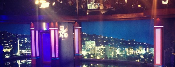 Jimmy Kimmel Live! Greenroom is one of concert venues 1 live music.