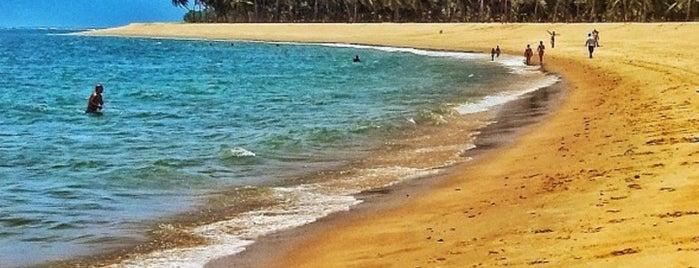 Praia do Gunga is one of Nordeste de Brasil - 2.