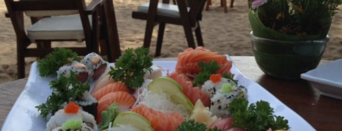 DPNY Sushi is one of Ilhabela.