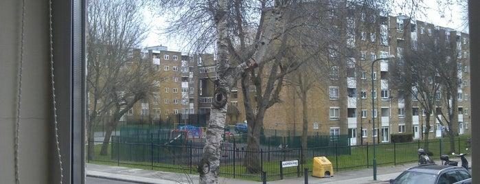 Kilburn Park is one of London's Neighbourhoods & Boroughs.