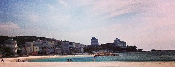 白良浜 is one of アウトドア&景観スポット.