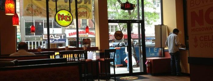 Moe's Southwest Grill is one of Rachel 님이 저장한 장소.