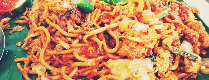 The Roti Prata House is one of Micheenli Guide: Supper hotspots in Singapore.
