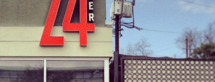 24 Diner is one of #Austin.