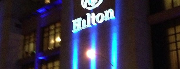 Hilton is one of SXSW® 2013 (South by Southwest) Guide.