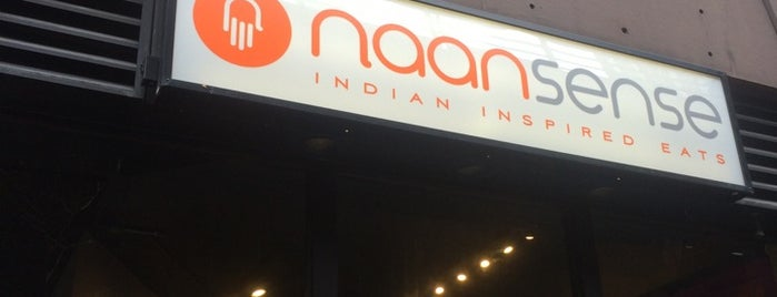 Naansense is one of Chicago Service Industry Discounts.