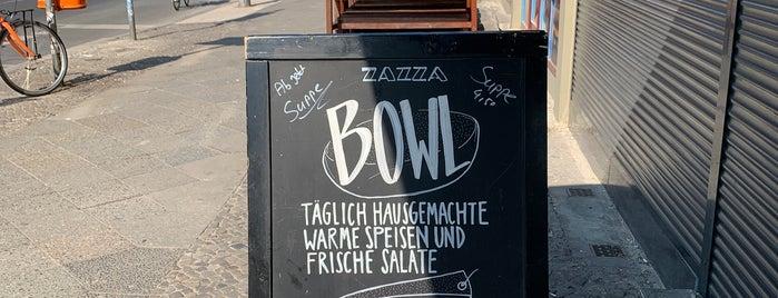 Bäckerei ZAZZA is one of Берлин завтраки/кафе.