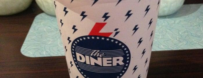 The Diner is one of Lugares favoritos de Alexis.