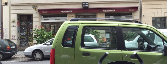 Village Voice is one of Berlin.